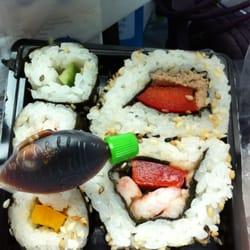 Take alway sushi