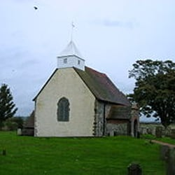 Church of St Andrew by-the-Ford, Ford, Littlehampton, West Sussex