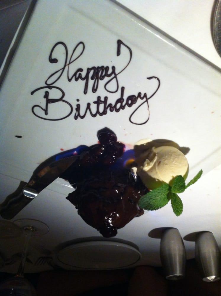 Chocolate Souffle Cake Near Me