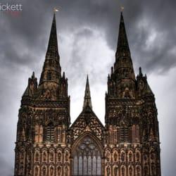 Lichfield Cathedral, Lichfield, Staffordshire