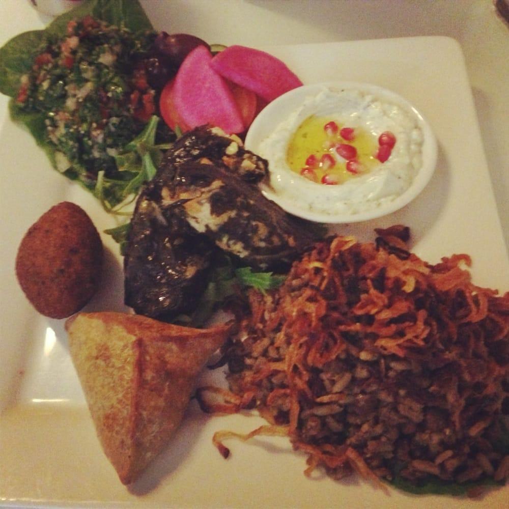 Rouj 19 photos fast food paddington paddington for Australian cuisine brisbane