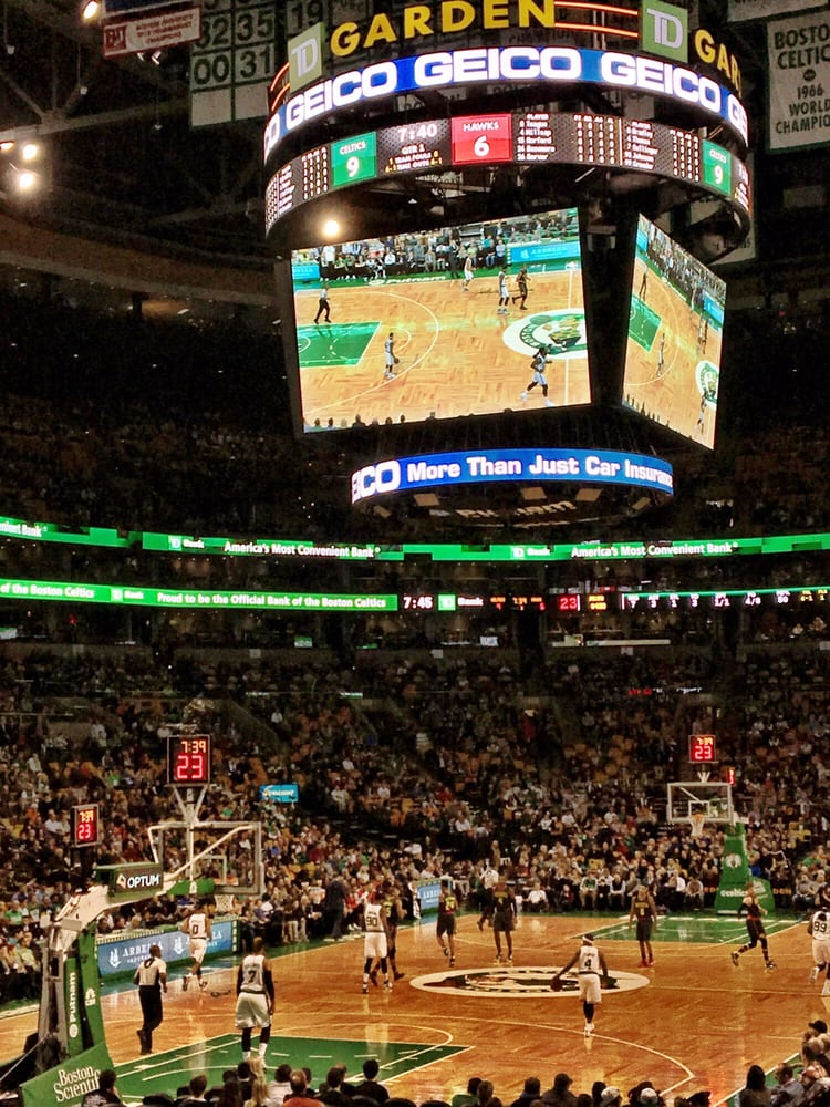 Td Garden 299 Photos Stadiums Arenas Boston Ma Reviews Yelp