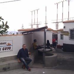 Restaurante Casa Goyo, Villa Mazo, Santa Cruz de Tenerife