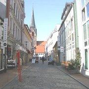 Rote Straße, Flensburg, Schleswig-Holstein