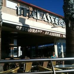Le Thalassa Café, Marseille