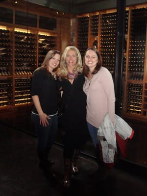 Silver Oak Cellars - The girls - Oakville, CA, Vereinigte Staaten