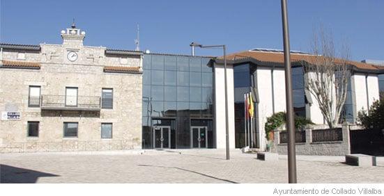 Ayuntamiento de collado villalba collado villalba for Sala 8 collado villalba