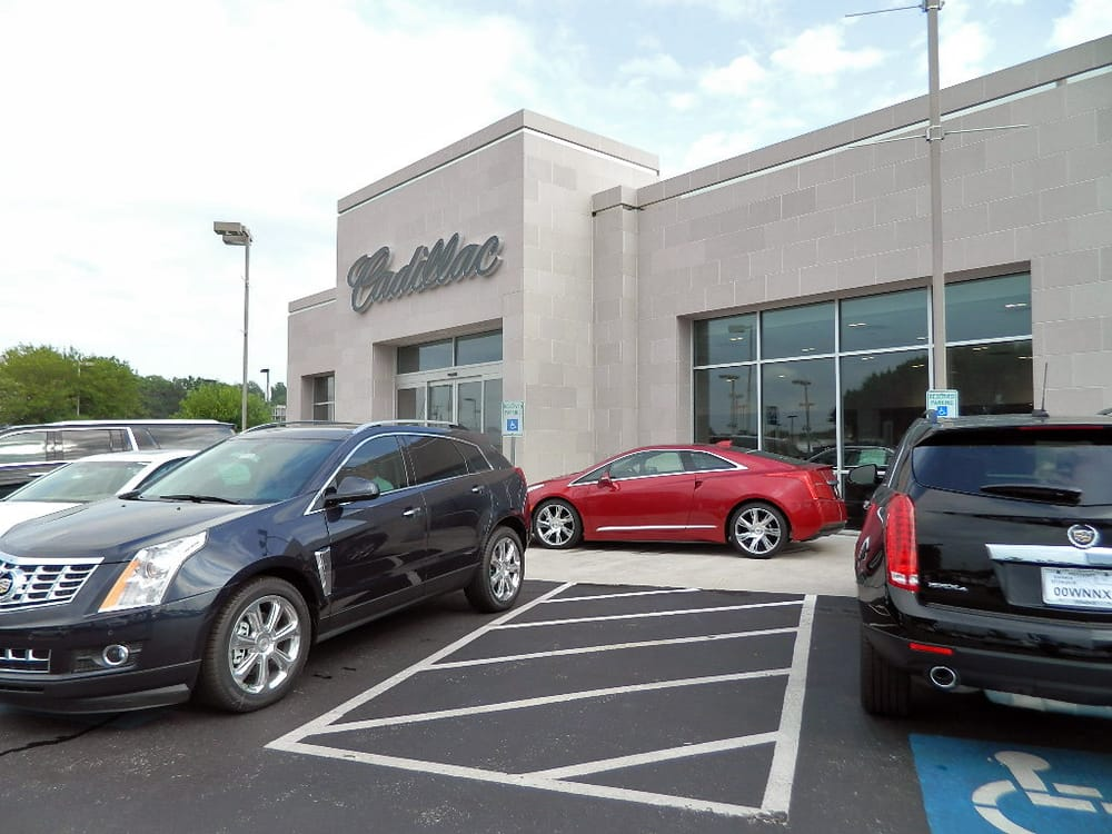 hendrick cadillac kansas city 13 photos car dealers 1151 w 104th. Cars Review. Best American Auto & Cars Review