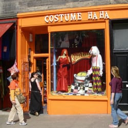 Costume Ha Ha, Edinburgh