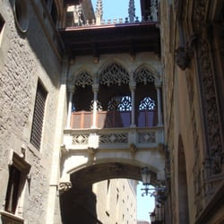 Barri Gòtic, Barcelona, Spain
