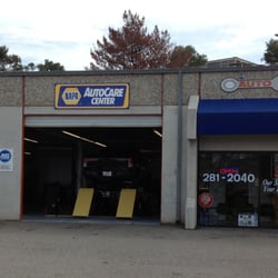 Napa auto care tire center auto repair seven trees for United motors san jose