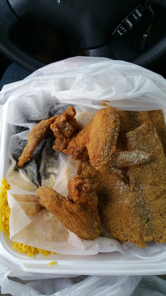 hook fish n chicken fish chips laud lakes fl