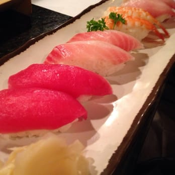 Blue fish sushi bar asian cuisine 95 photos 84 for Blue fish sushi