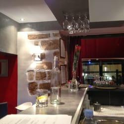Restaurant Le Mérou Bleu - Marseille, France