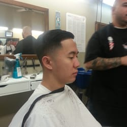 Barber Shop In Long Beach : Precise Barbershop - Long Beach, CA, United States. Gabe the Barber ...
