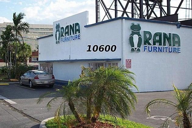 La Rana Furniture