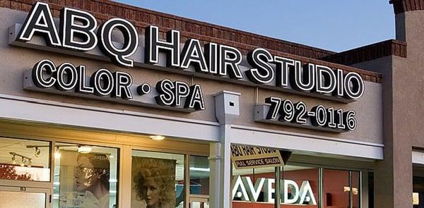 Abq hair studio north valley los ranchos albuquerque - Hair salon albuquerque ...
