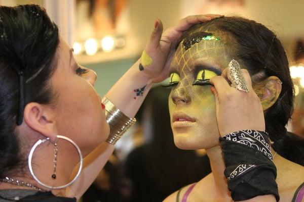 Ruby makeup academy