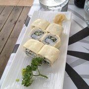 Kobé Sushi - Labège, Haute-Garonne, France. Maki cheese