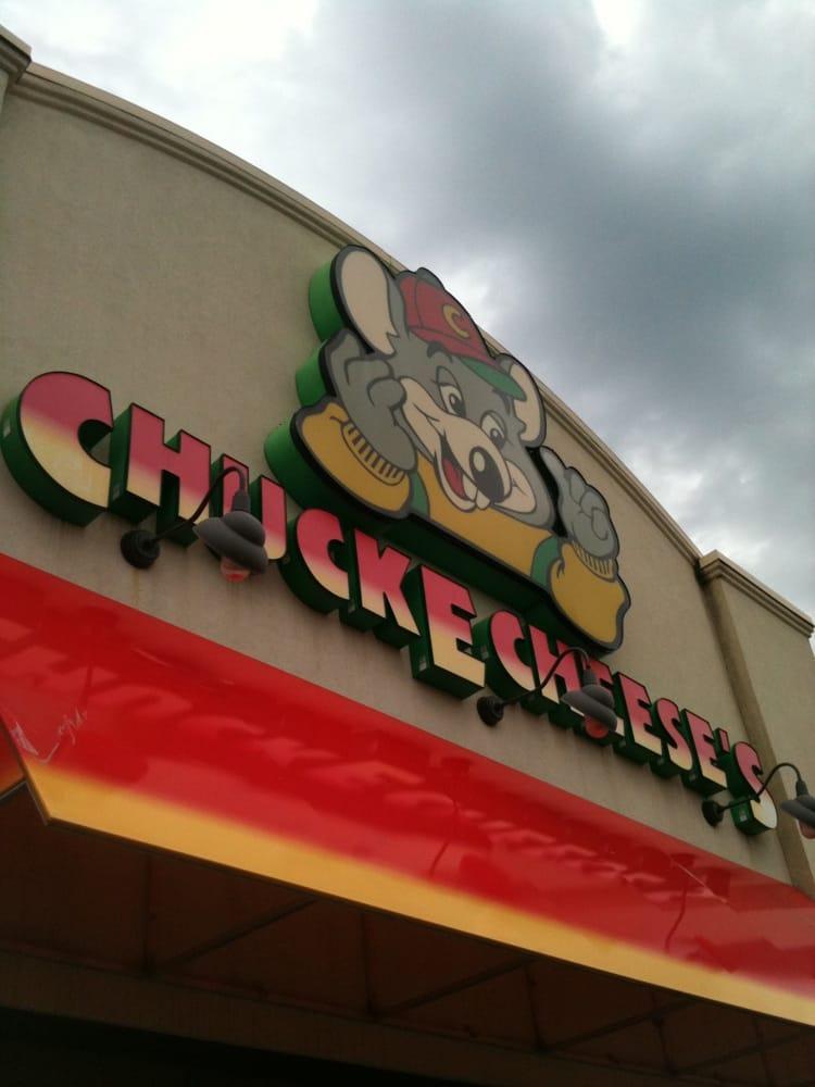 chuck e cheese olathe
