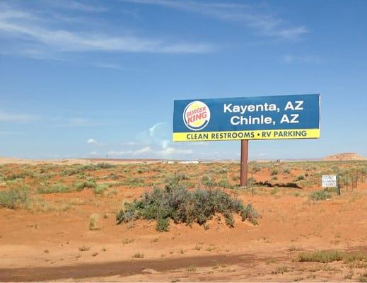 Chinle (AZ) United States  city photos : Burger King of Chinle Chinle, AZ, United States