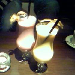 Milchshakes im Kagan