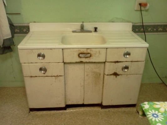 1st Priority Plumbing - Old Farmhouse Sink - Martinsburg, WV, United ...