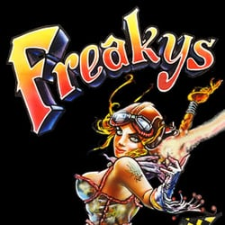 Freaky's Smoke Shoppe logo