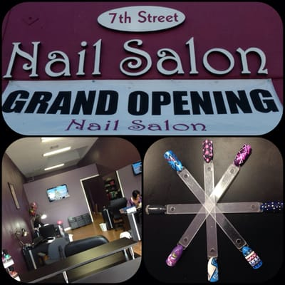 7th street nail salon westlake los angeles ca yelp