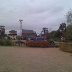 Snibston Discovery Park, Coalville, Leicestershire