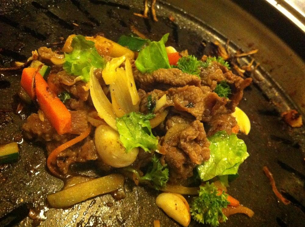 Blue Garden Korean Bbq Buffet Restaurant Korean Restaurants Singapore Singapore Reviews