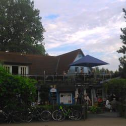 Fischgaststätte, Ostseebad Prerow, Mecklenburg-Vorpommern