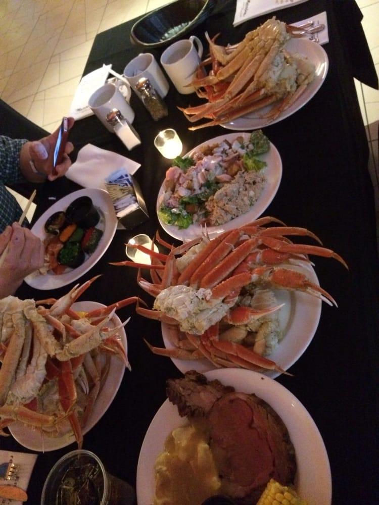 Seafood Buffet W Family Yelp