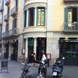 Balmes/Rosselló, Barcelona, Spain