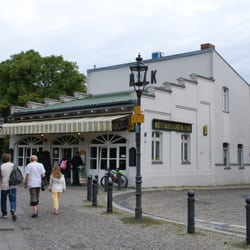 Restaurant Kolk, Berlin