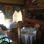 Le Sans Souci Restaurant - Bar room - Cave Creek, AZ, Vereinigte Staaten