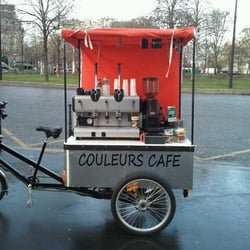 Couleurs Café, Paris