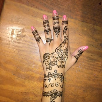 Hauoli Henna Honolulu HI United States Design Right After Only A