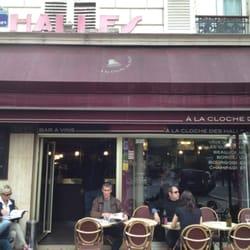 A la Cloche des Halles - Paris, France. Best charcuterie in Les Halles and Beauburg area of Paris