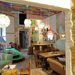 Lalaland Café - Inneneinrichtung