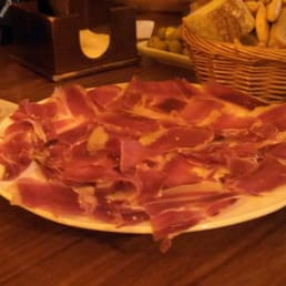 Jamon! So good!