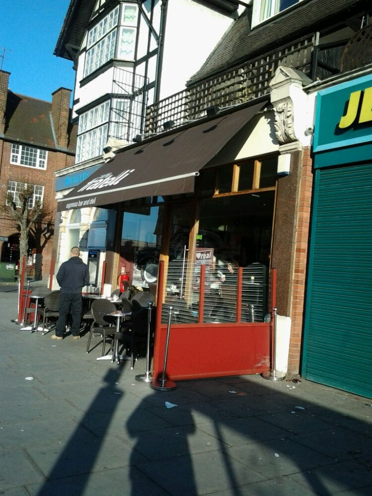 Fratelli Deli Cafe Mill Hill