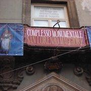 Complesso San Lorenzo Maggiore, Naples, Napoli, Italy