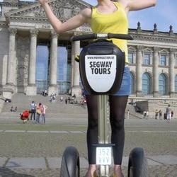 Movingaction Segway Tours & Events, Berlin