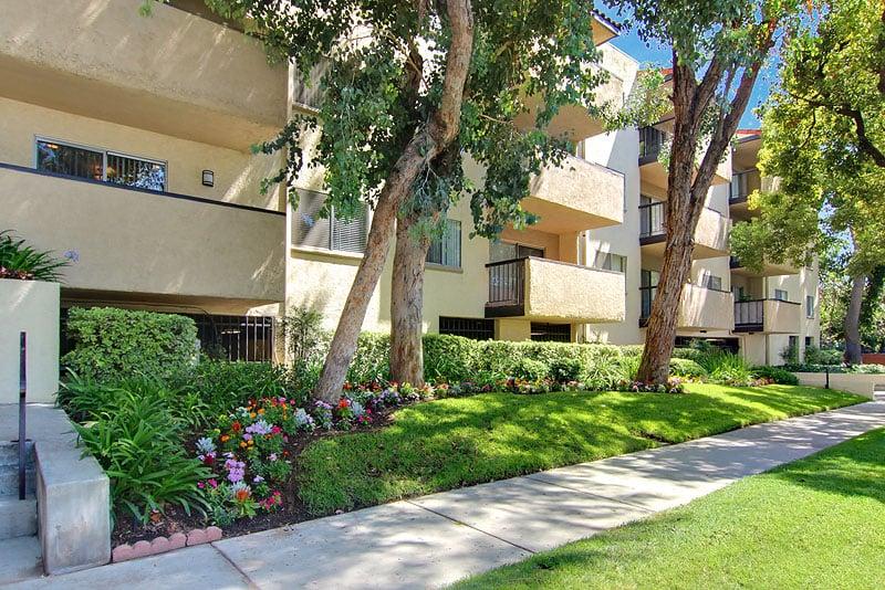San Pasqual Apartments Pasadena