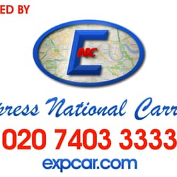 Cab Se1 - Express National Carriers, London