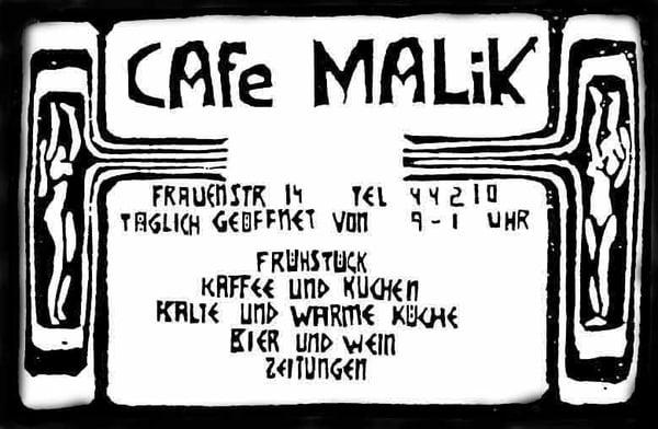 M Ef Bf Bdnster Cafe Malik