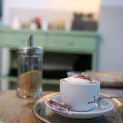 herr fock Kaffeeklappe, Hamburg