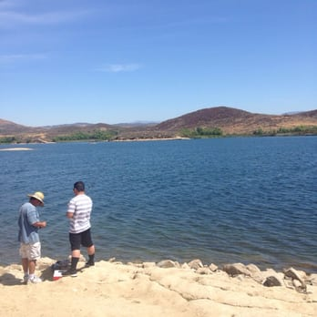 Lake skinner camp grounds 40 photos 31 reviews for Lake skinner fishing