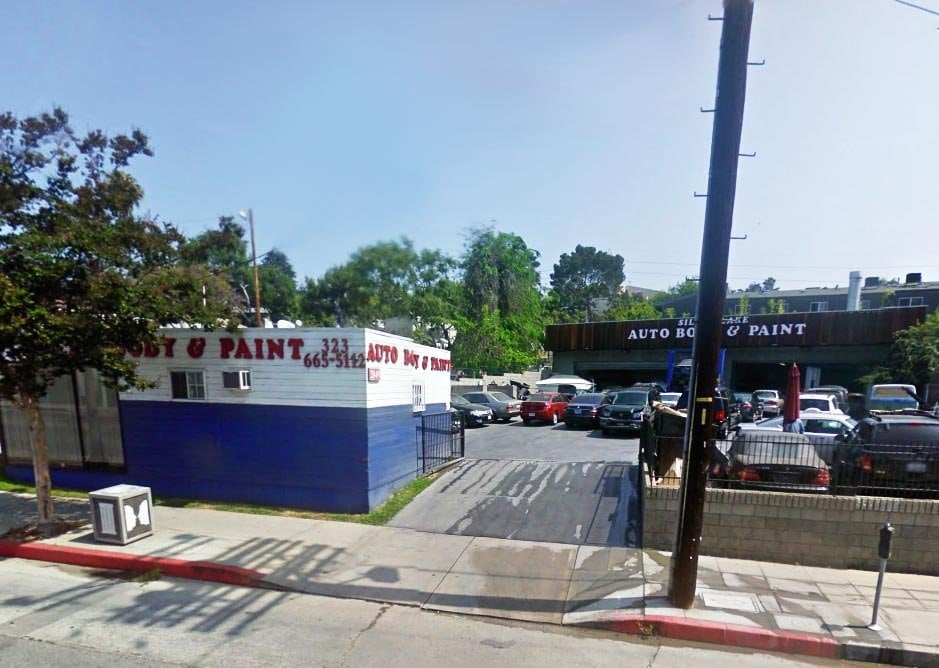 Silver Lake Auto Body And Paint